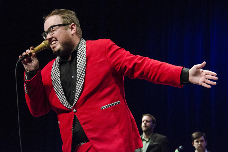 St. Paul & the Broken Bones perform on Mountain Stage