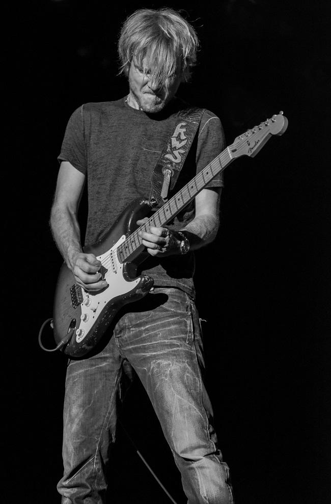 Kenny Wayne Shepherd Band appear this Sunday on Mountain Stage in Athens, OH.