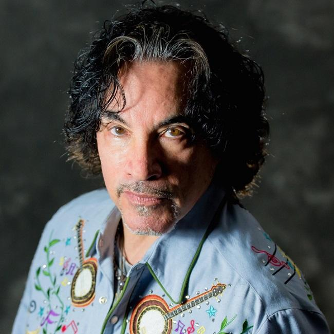 John Oates with the Good Road Band will appear on Mountain Stage Sun. Jan. 14 in Morgantown, WV.