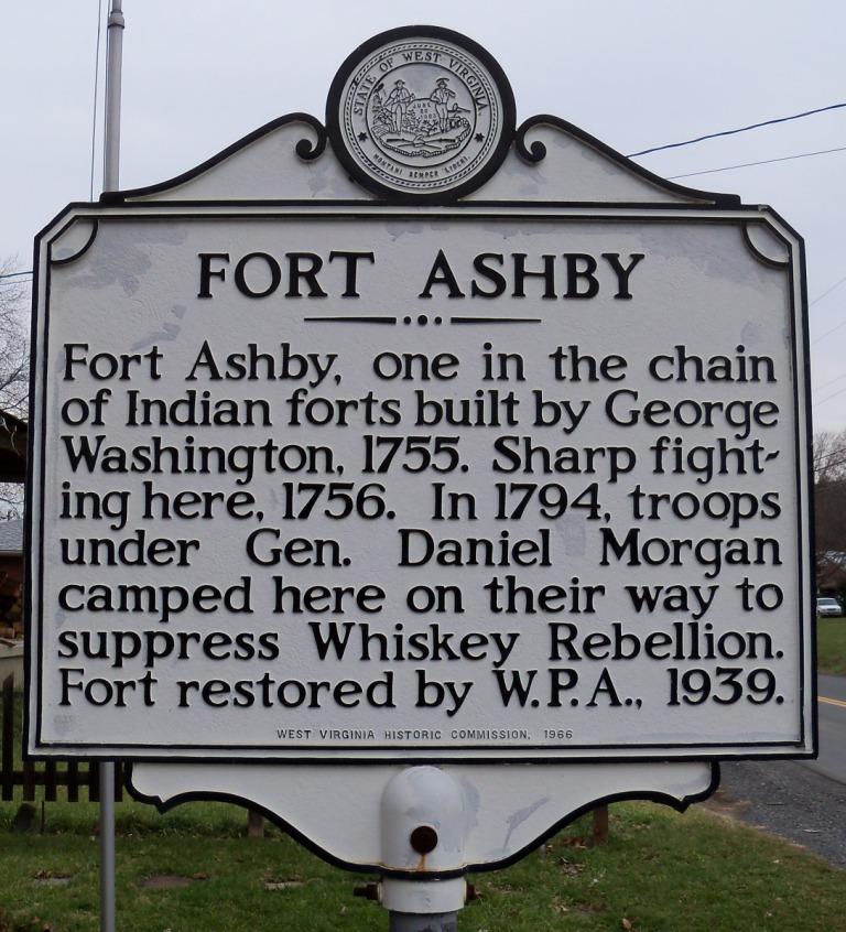 By 1757, Washington could no longer provide enough forces to protect Forts Ashby and Cocke, so he abandoned both sites.