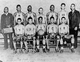 The dominant teams in the late '40s and '50s were Garnet of Charleston and Douglass of Huntington.