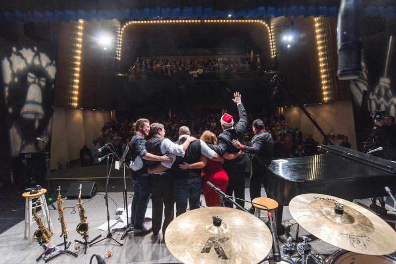 Joy to the World is our annual holiday jazz celebration. Listen Friday, Dec. 22 at 7pm.