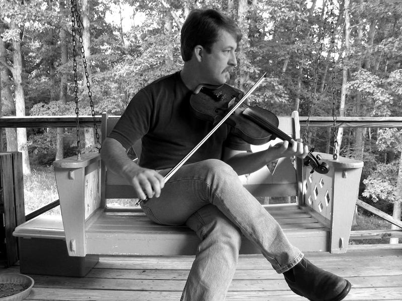 Musician and writer Doug Van Gundy
