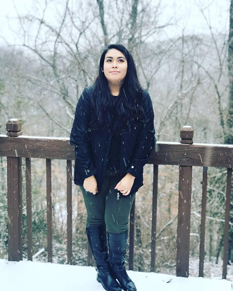 Jackie Lozano lives in W.Va. and is working in the state as part of the DACA program