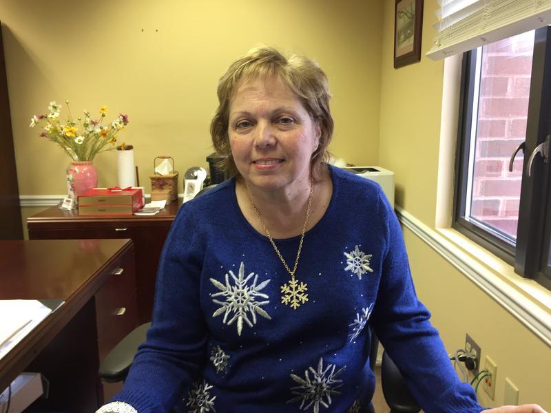 Sandy Hamilton, Executive Director of the Berkeley County Development Authority.