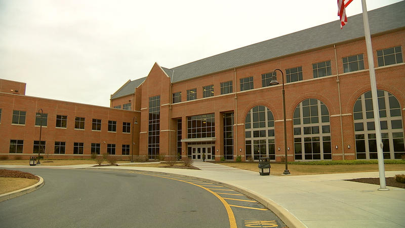 Blue Ridge Community and Technical College located in Martinsburg, Berkeley County.