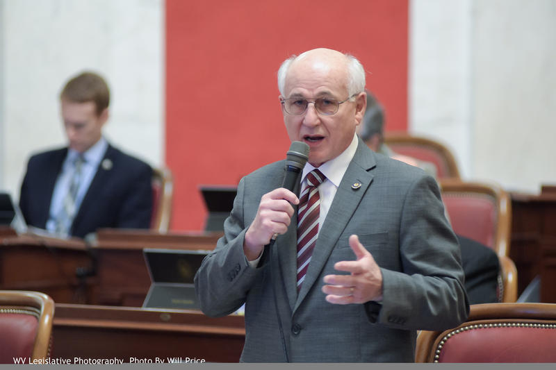Senate Minority Leader Roman Prezioso offered an amendment to SB 267 that would change the teacher pay increase from one percent to three percent. That amendment failed Thursday on a party line vote.