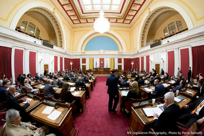 West Virginia House of Delegates, January 2018.