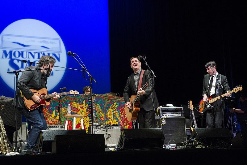 The Mountain Goats appear on this week's broadcast of Mountain Stage.