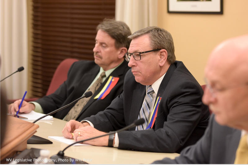 A joint House-Senate committee meets Monday, March 5, at the Captiol in Charleston, W.Va.