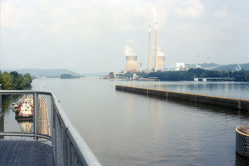 Pleasants Power Station