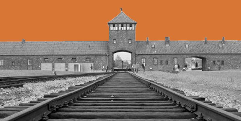 Auschwitz Birkenau Under a Gitmo Sky