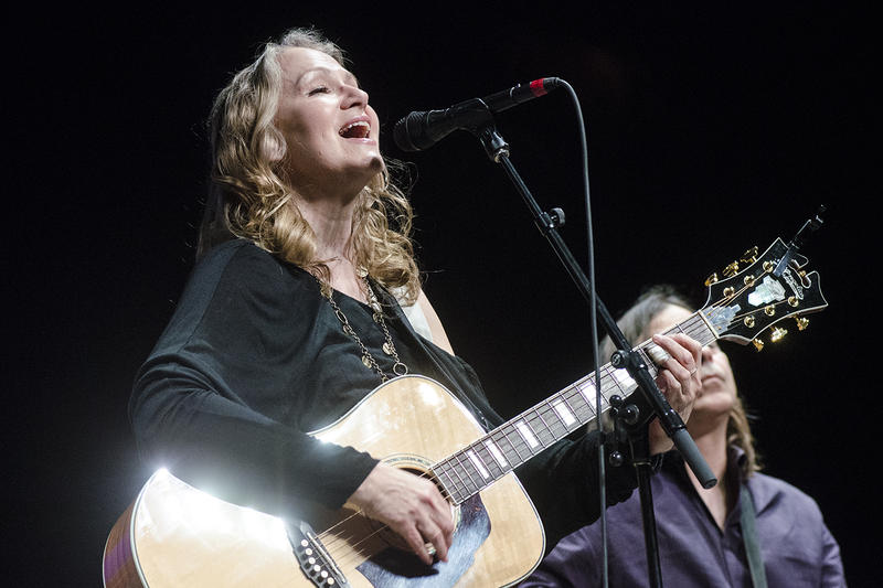 Joan Osborne live on Mountain Stage