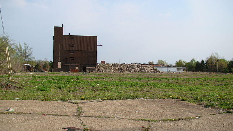 Brownfields site in Columbus, OH.