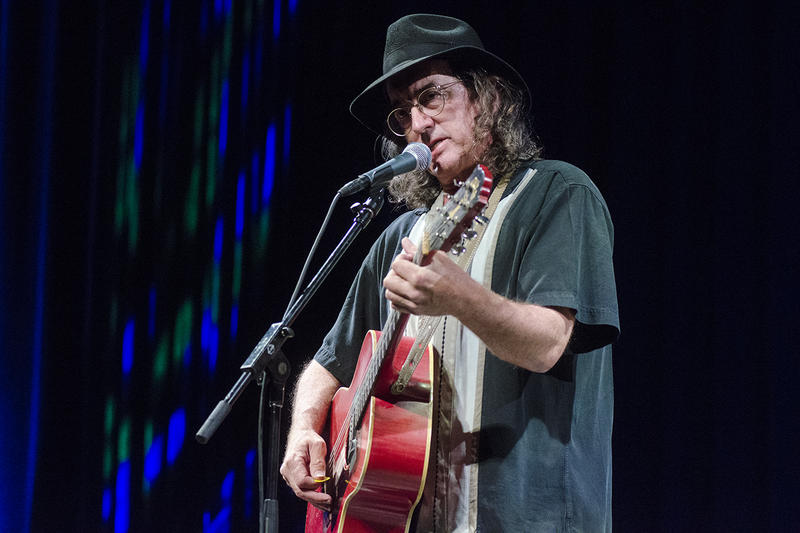 James McMurtry can be heard on 240 NPR stations on this week's broadcast of Mountain Stage.