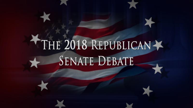 The 2018 Republican Senate Debate