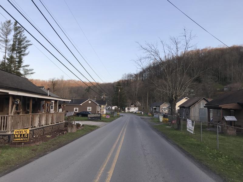 Minden, West Virginia.