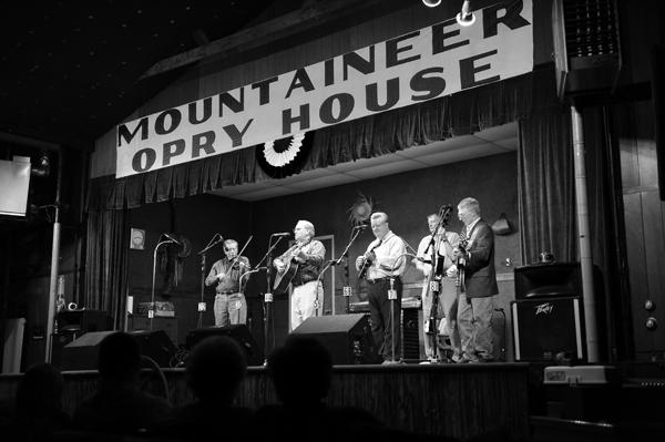 Mountaineer Opry House in Milton, W.Va.
