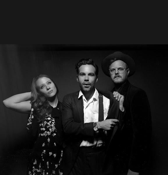 The Lone Bellow will bring their acoustic TRIIIO tour to Mountain Stage on November 11.