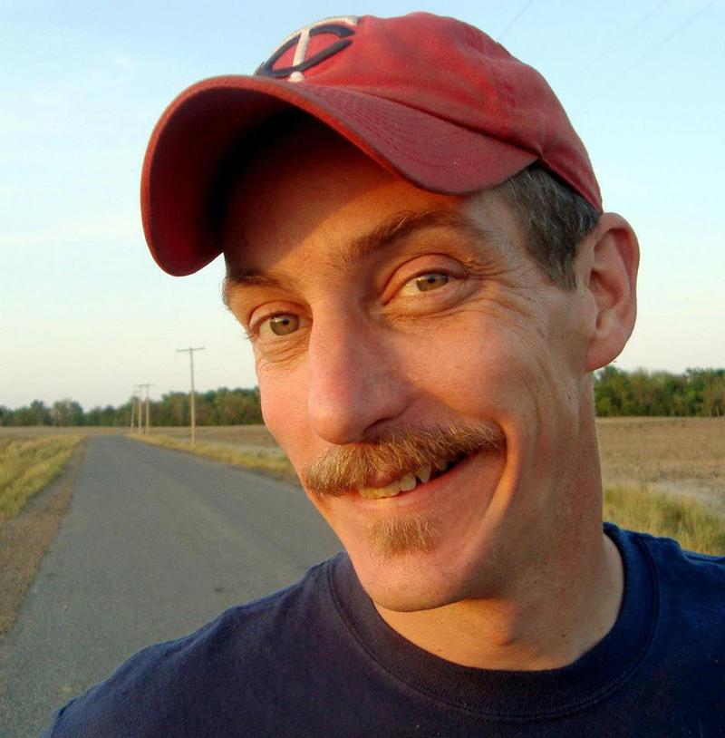 Storyteller Bil Lepp