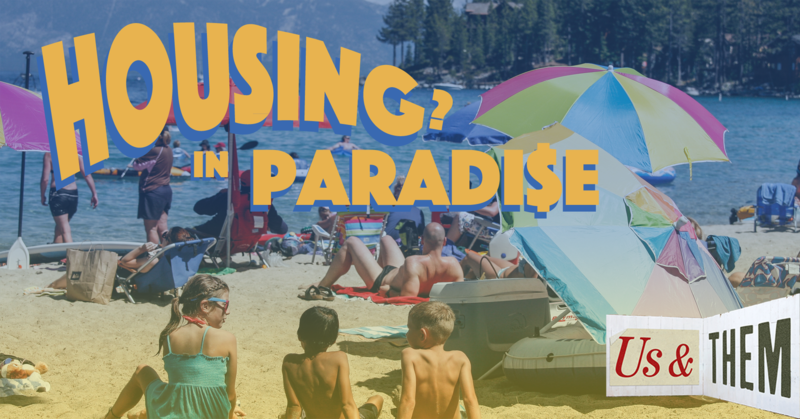 Housing in Paradise