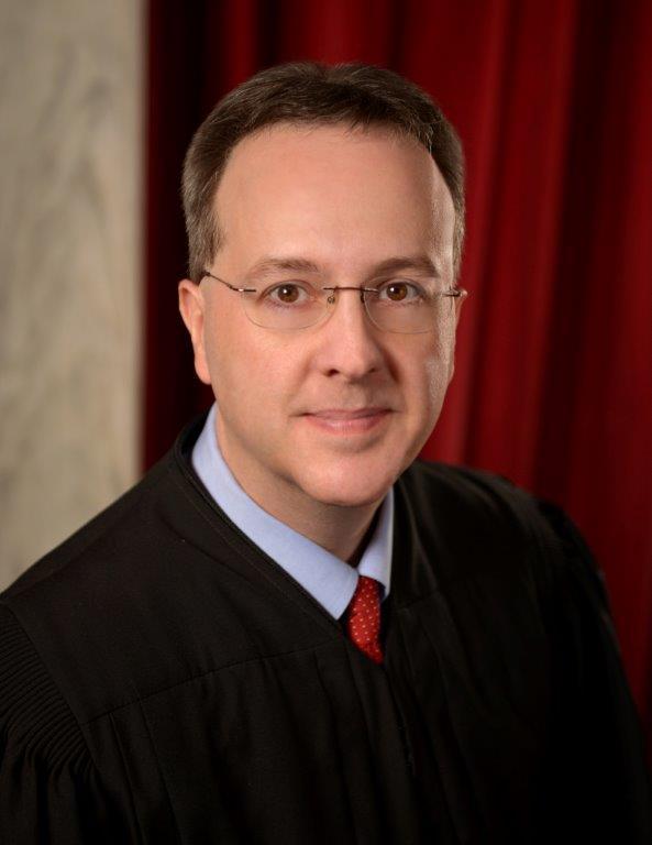 W.Va. Supreme Court Justice Allen Loughry.