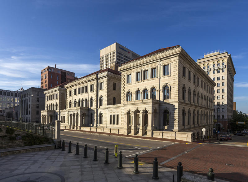 The Court of Appeals for the Fourth Circuit, also named the Lewis F. Powell Jr. Courthouse in Richmond, Va.