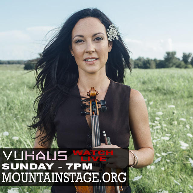 "Amanda Shires returns to Mountain Stage with songs from her acclaimed latest album ""To the Sunset."""