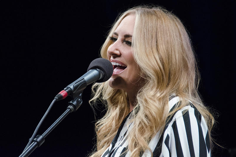 Lee Ann Womack can be heard on this weekend's new episode of Mountain Stage with Larry Groce.