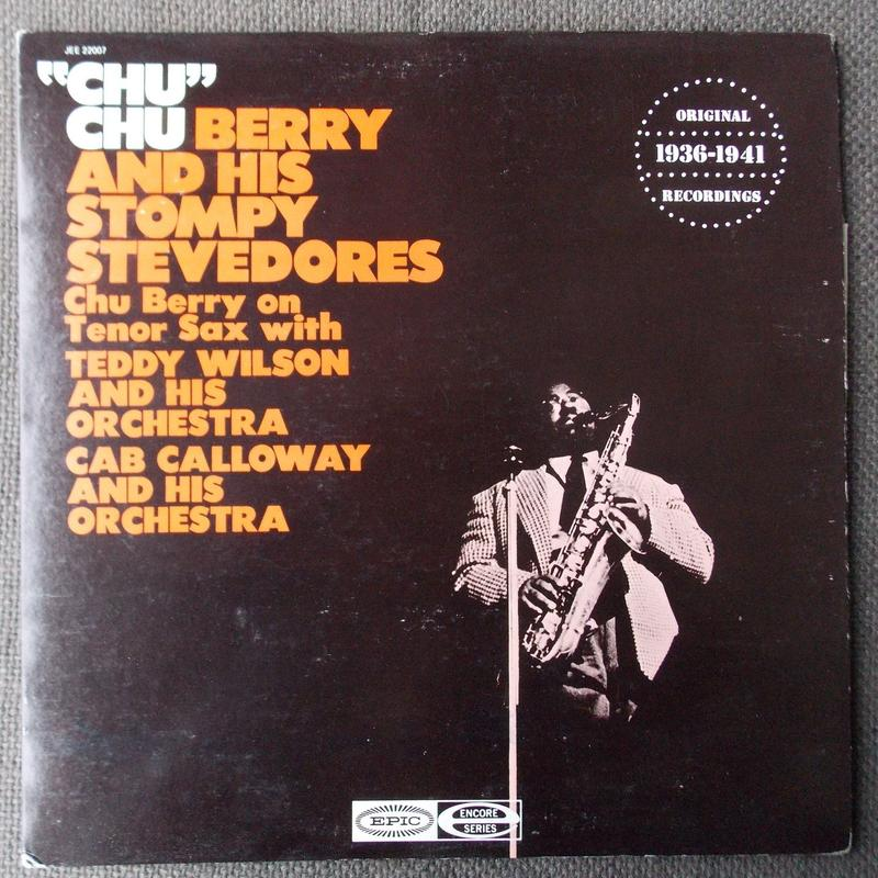 "Leon ""Chu"" Berry performed with Fletcher Henderson, Bessie Smith, Benny Carter, and many others."