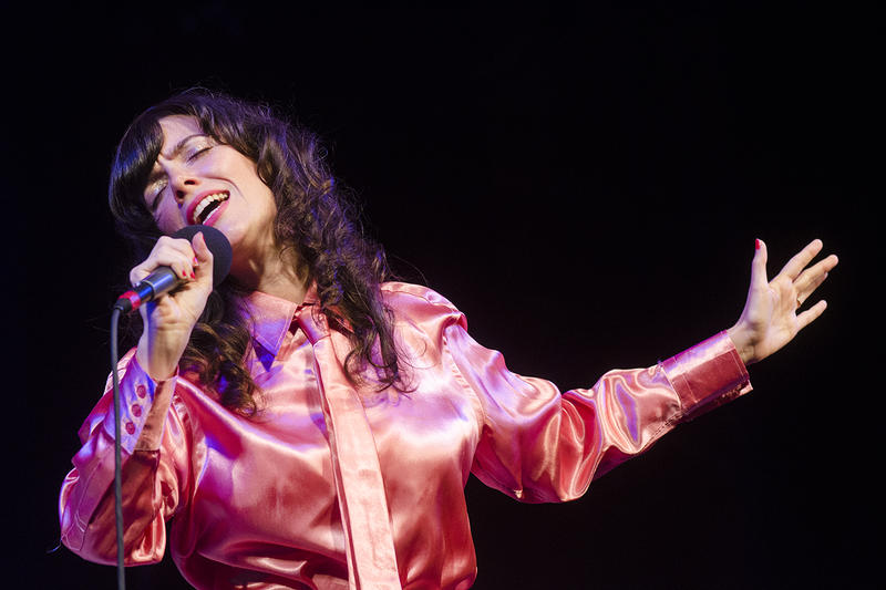 Pop and soul combine in the music of Natalie Prass, who appears on this week's broadcast of Mountain Stage.