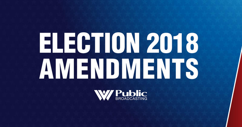 Election 2018 Constitutional Amendments