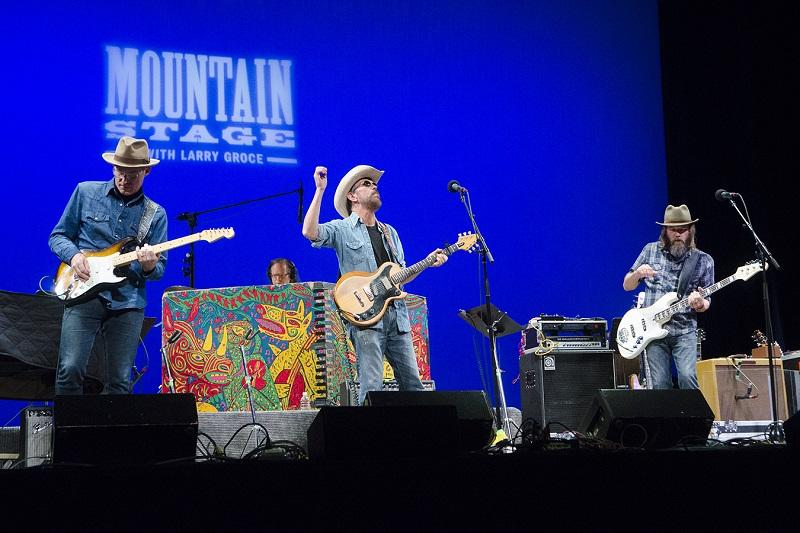 Missouri'-based rock and rollers Bottle Rockets make their ninth appearance on Mountain Stage this week.