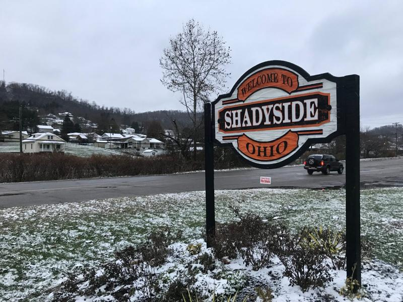 Shadyside weathered coal's decline, now the rise of gas fracking brings major changes.