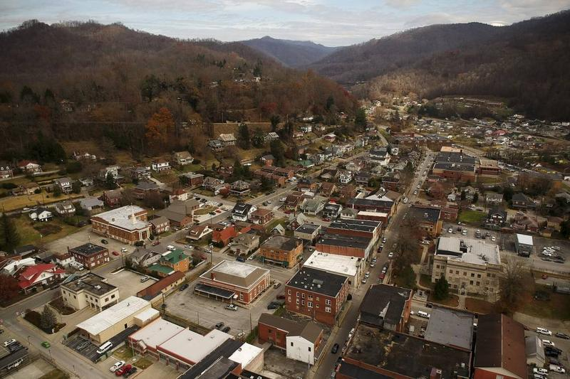 Harlan, Ky., on Thursday, Nov. 28.