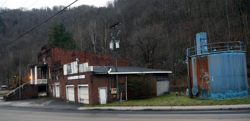 The Keystone Water Department is operated out of the town's former city hall. Residents in Keystone have been living under a boil-water advistory since 2012 because the facility doesn't have a qualified operator.