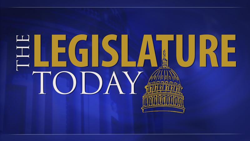 The Legislature Today Logo