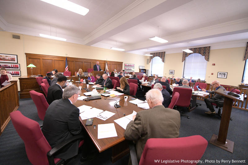 The House Education Committee meets on Feb. 8, 2019