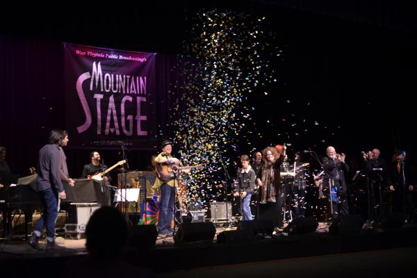 Mountain Stage celebrated their 30th anniversary in December 2013. This Sunday's show kicks off the 2014 season. The show's producers wanted to thank members of the community who helped during the recent water crisis by offering the show free to the public.