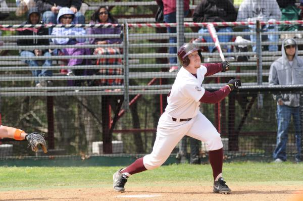 Concord University baseball player lives for a higher power.