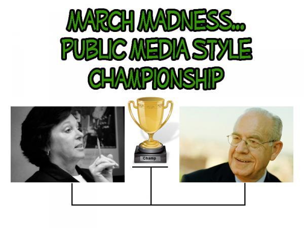 March Madness Public Media Style - Championship