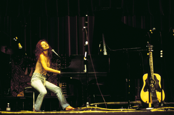 Tori Amos performing on Mountain Stage September 20, 1992.