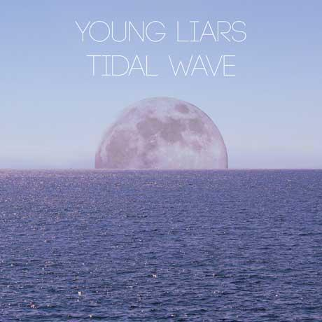Young Liars' debut record, Tidal Wave.