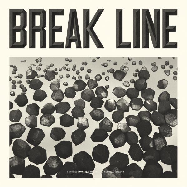 """Cover art for """"Break Line"""""""