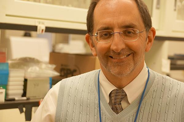 William Petros of Wheeling, a clinical pharmacologist doing cutting edge research into cancer drugs.