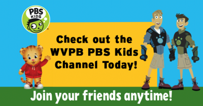 WVPB PBS KIDS Channel | West Virginia Public Broadcasting