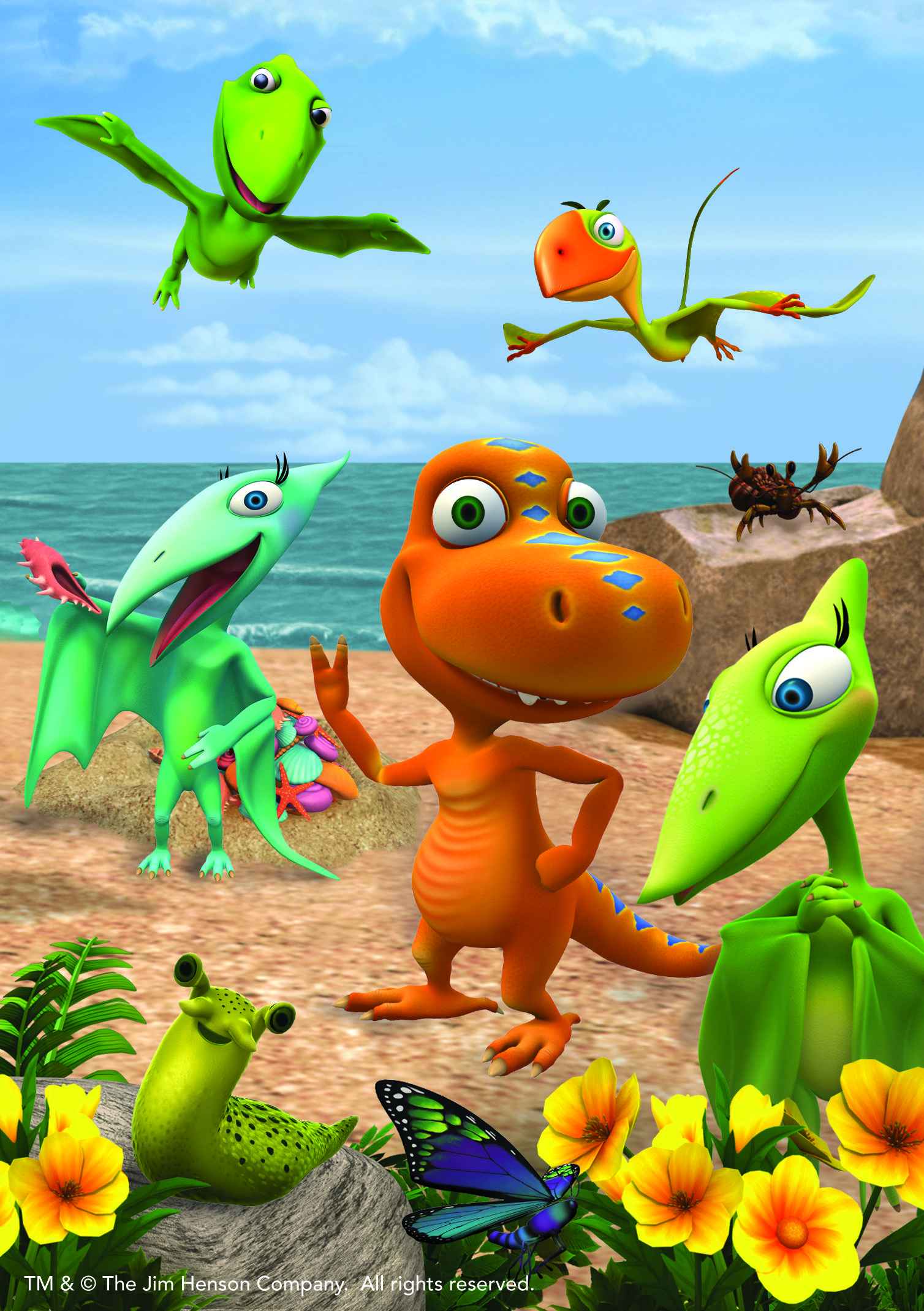 This is a photo of Sassy Dinosaur Train Pictures