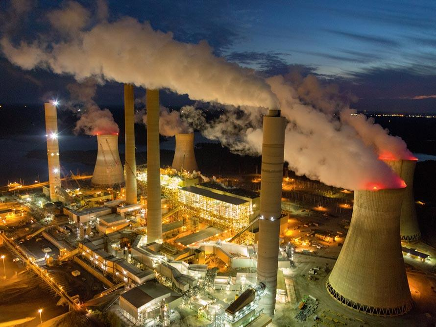 Aep Prepares To Close Six Coal Fired Plants In Four States