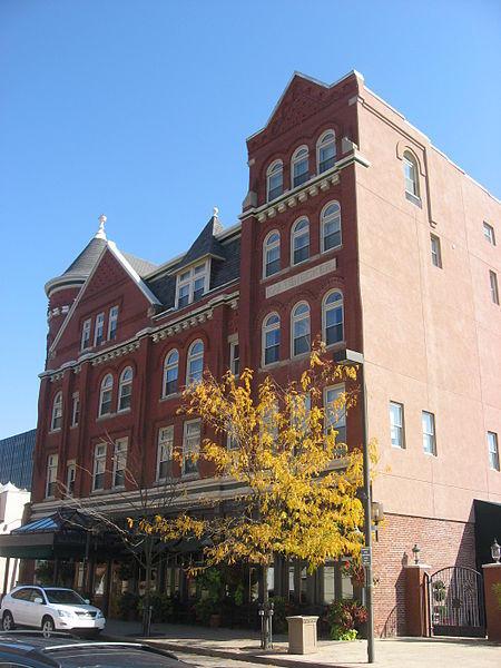 Parkersburg Hotel Celebrates 125th Anniversary