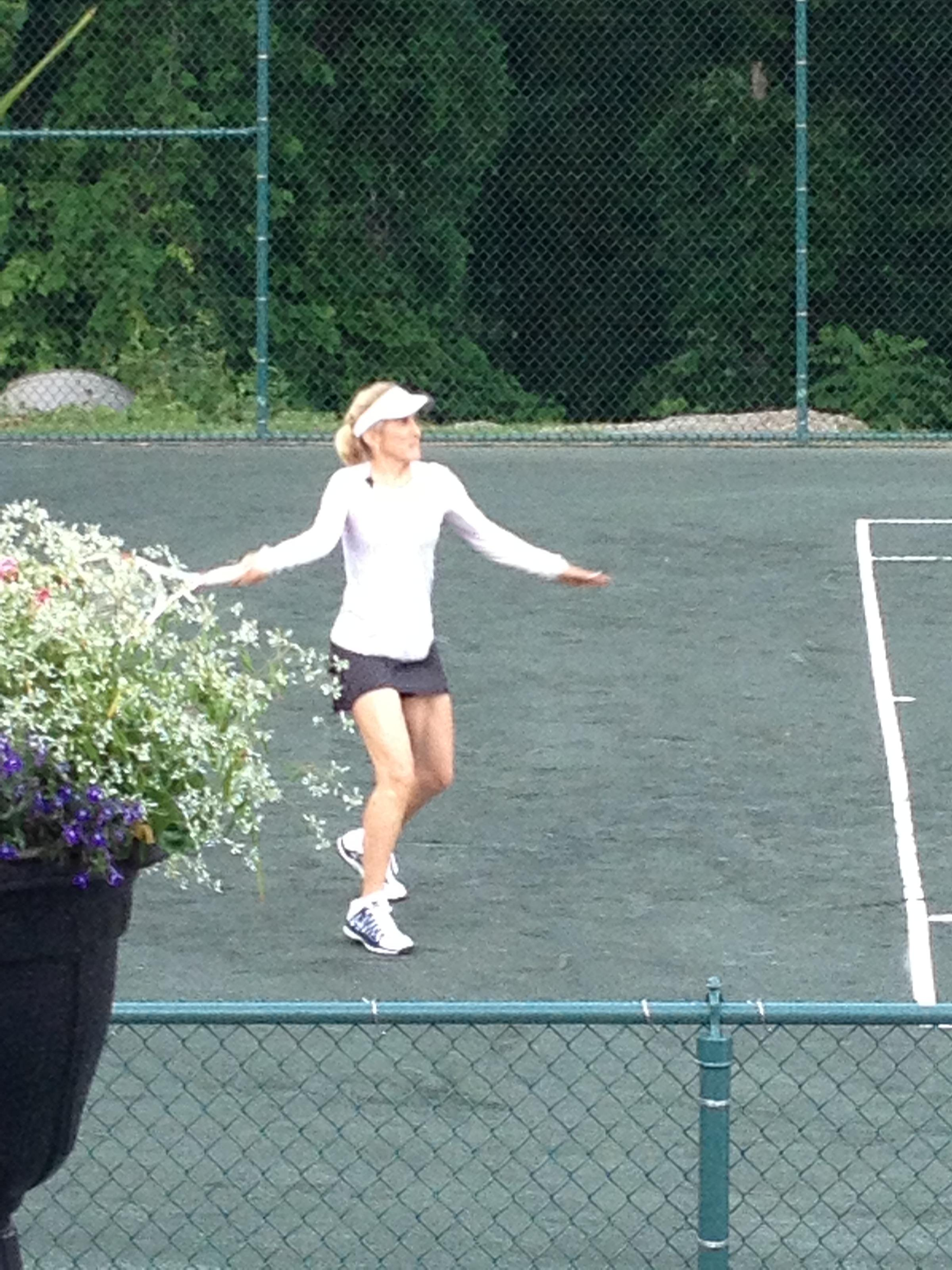 Tennis Great Tracy Austin Returns to West Virginia